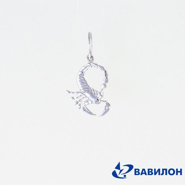Серебряный знак зодиака арт. 3500087 3500087