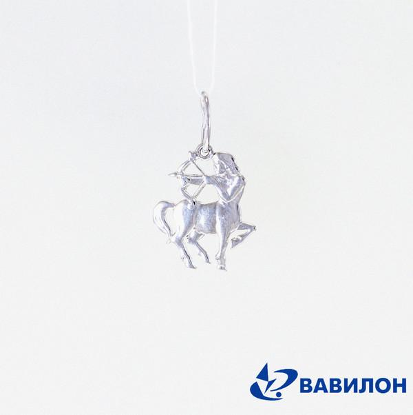 Серебряный знак зодиака арт. 3500088 3500088