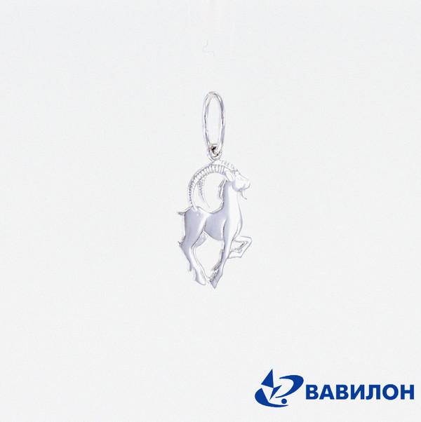 Серебряный знак зодиака арт. 3500082 3500082