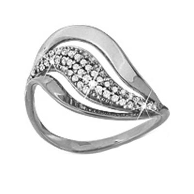 Серебряное кольцо Фианит арт. 63157а 63157а