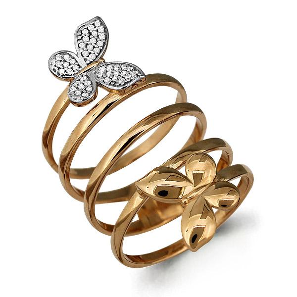 Серебряное кольцо Фианит арт. 63849а 63849а