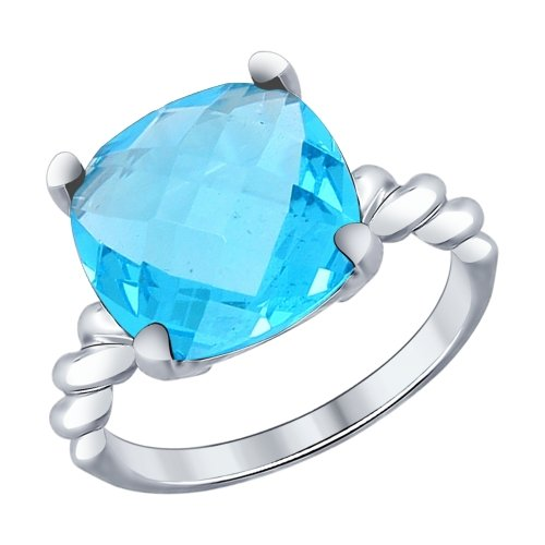 Серебряное кольцо Прочие арт. 94011957 94011957