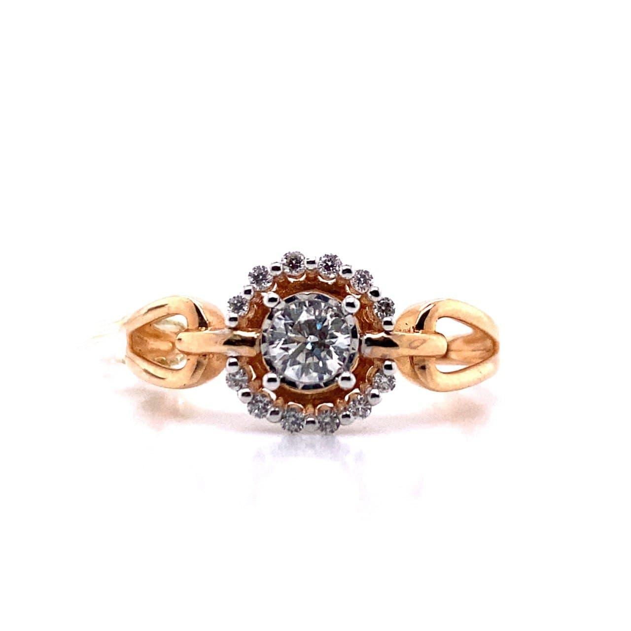Золотое кольцо rri2155d