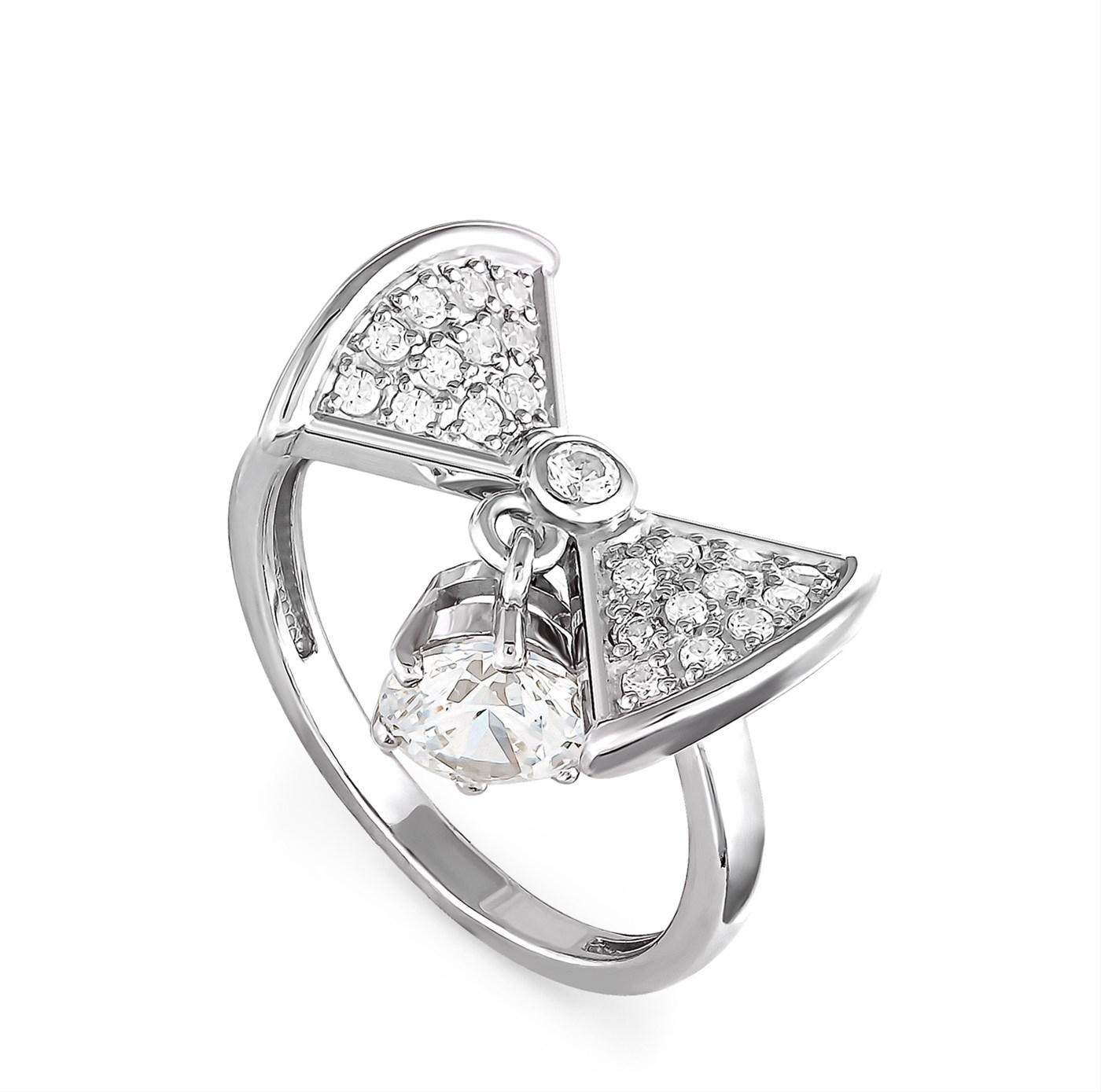 Серебряное кольцо Фианит арт. 11-055-7900 11-055-7900