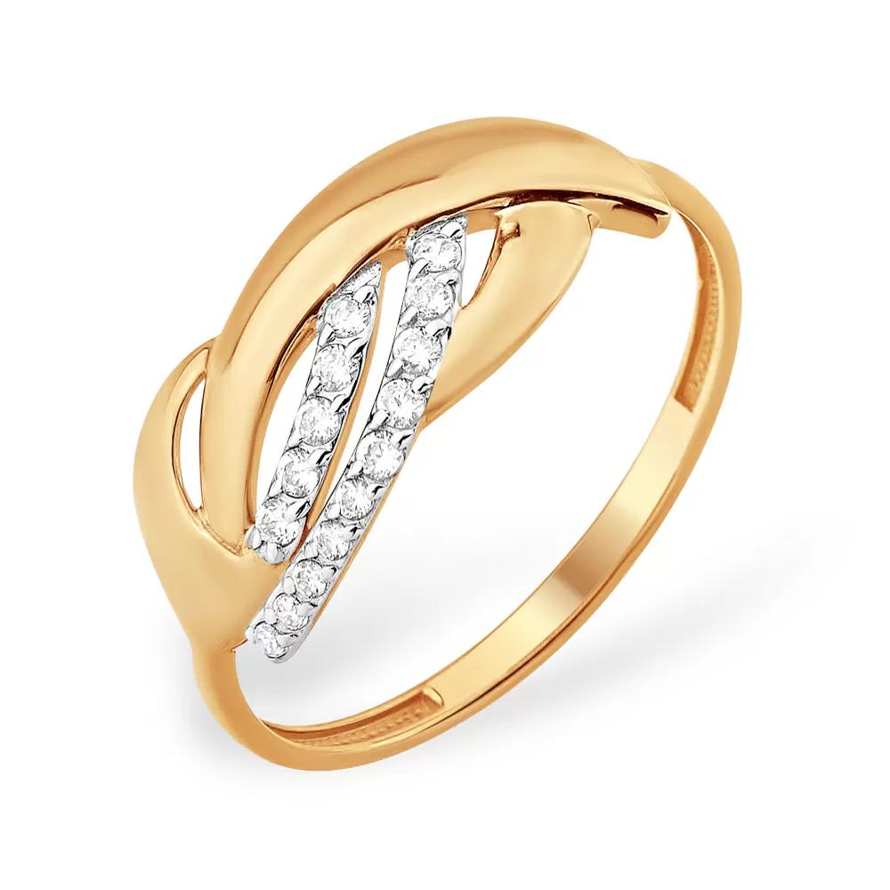 Золотое кольцо к13211046