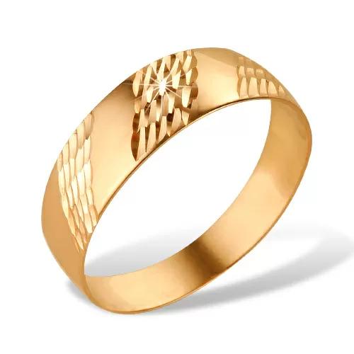 Золотое кольцо к1100205
