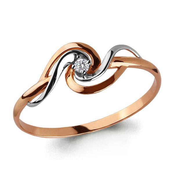 Золотое кольцо 64426а