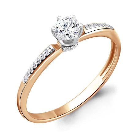 Золотое кольцо 66559а