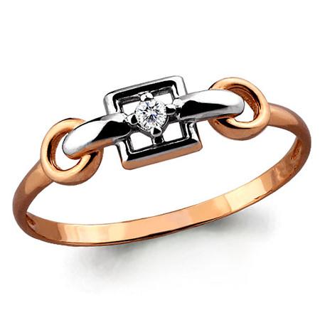 Золотое кольцо 64423а
