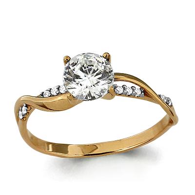 Золотое кольцо 66220а