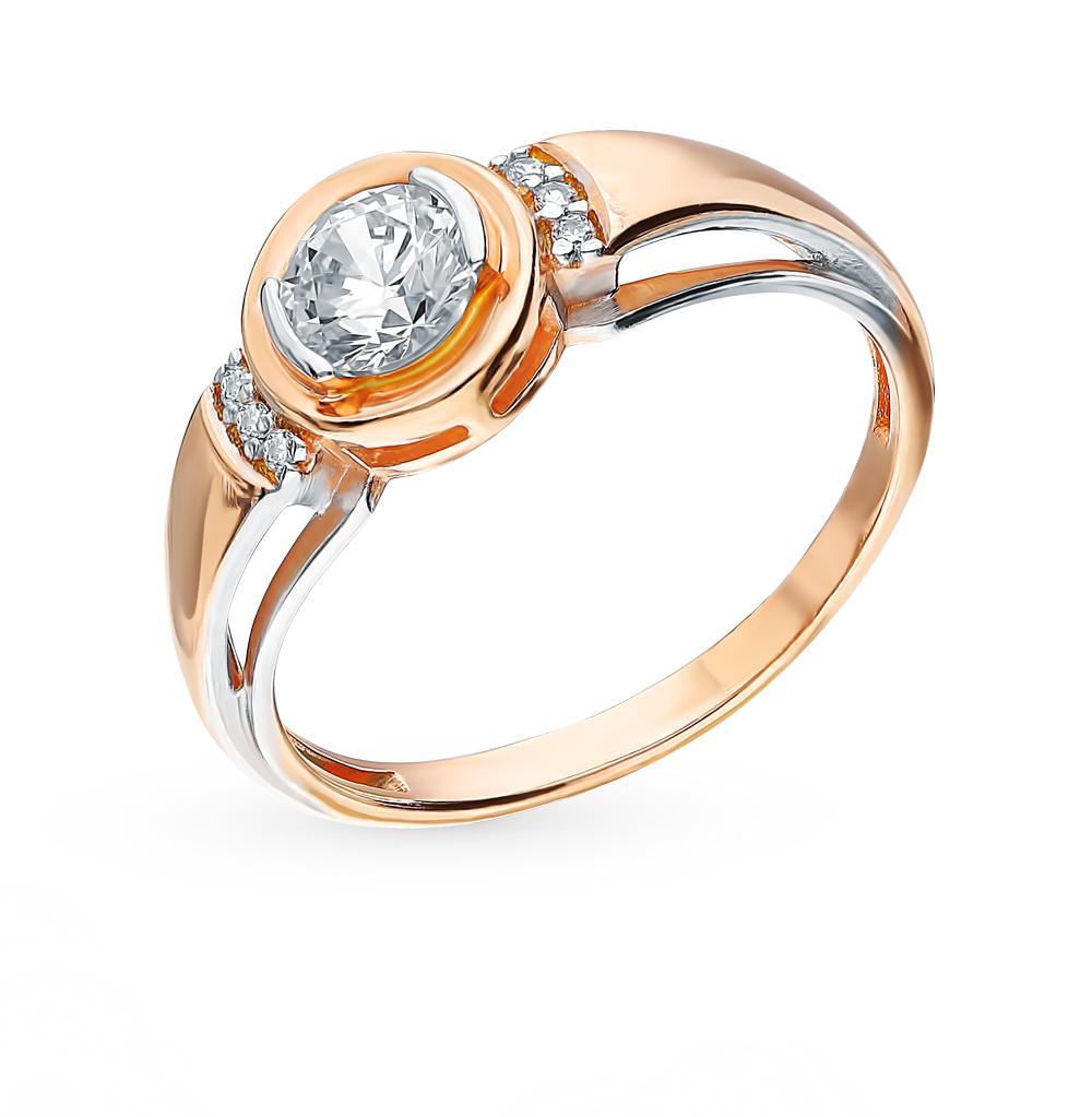 Золотое кольцо 66566а