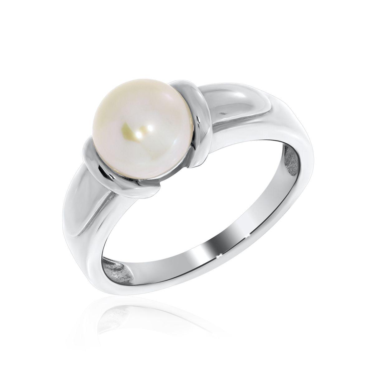 Серебряное кольцо Жемчуг арт. 1340050847 1340050847