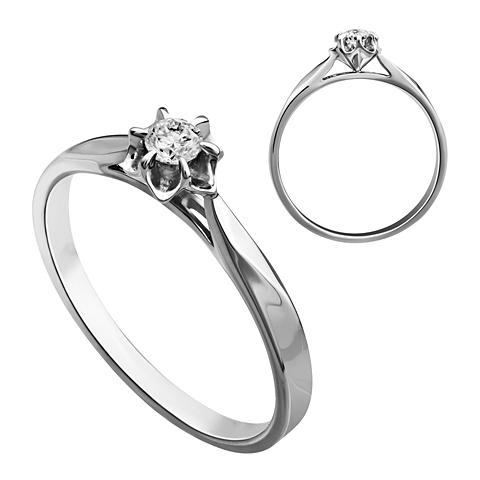 Золотое кольцо Бриллиант арт. 1-02013 1-02013
