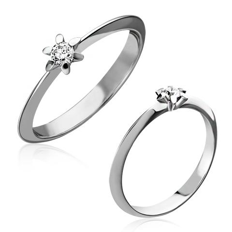 Золотое кольцо Бриллиант арт. 1-02302 1-02302