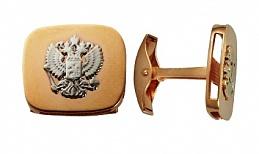 Золотые запонки арт. 74230 74230