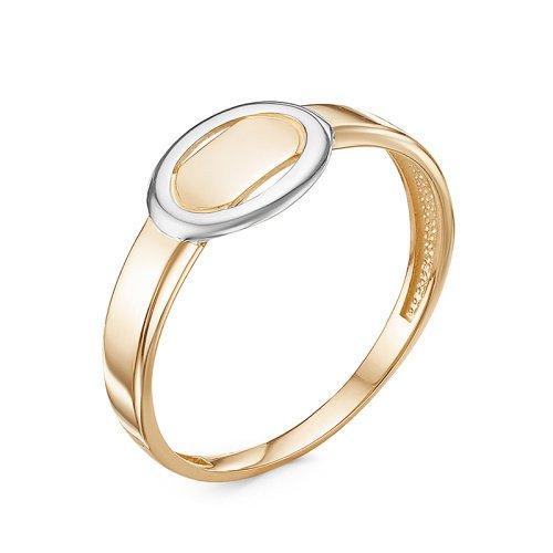 Золотое кольцо Без вставки арт. 212116 212116