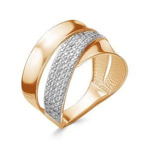 Золотое кольцо Без вставки арт. 117461 117461