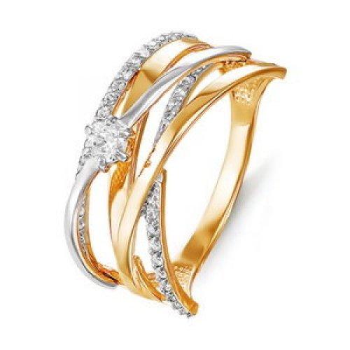 Золотое кольцо Без вставки арт. 114603 114603