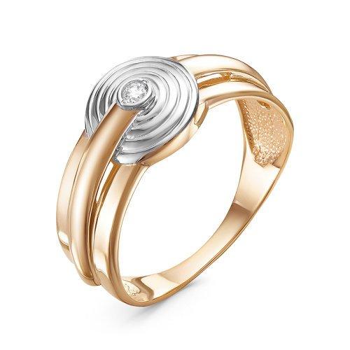 Золотое кольцо Без вставки арт. 118293 118293