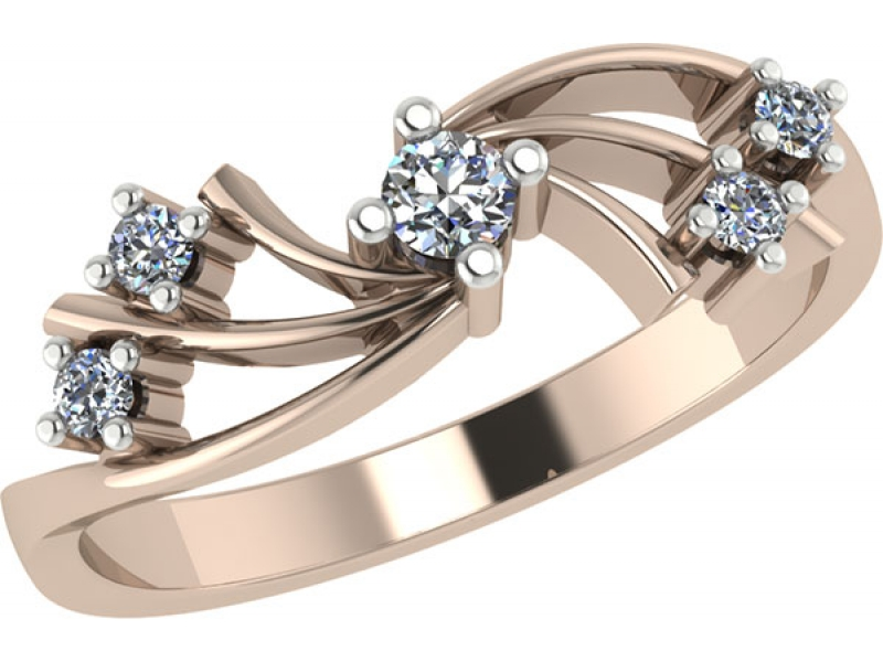 Золотое кольцо Бриллиант арт. 1020181-11140 1020181-11140