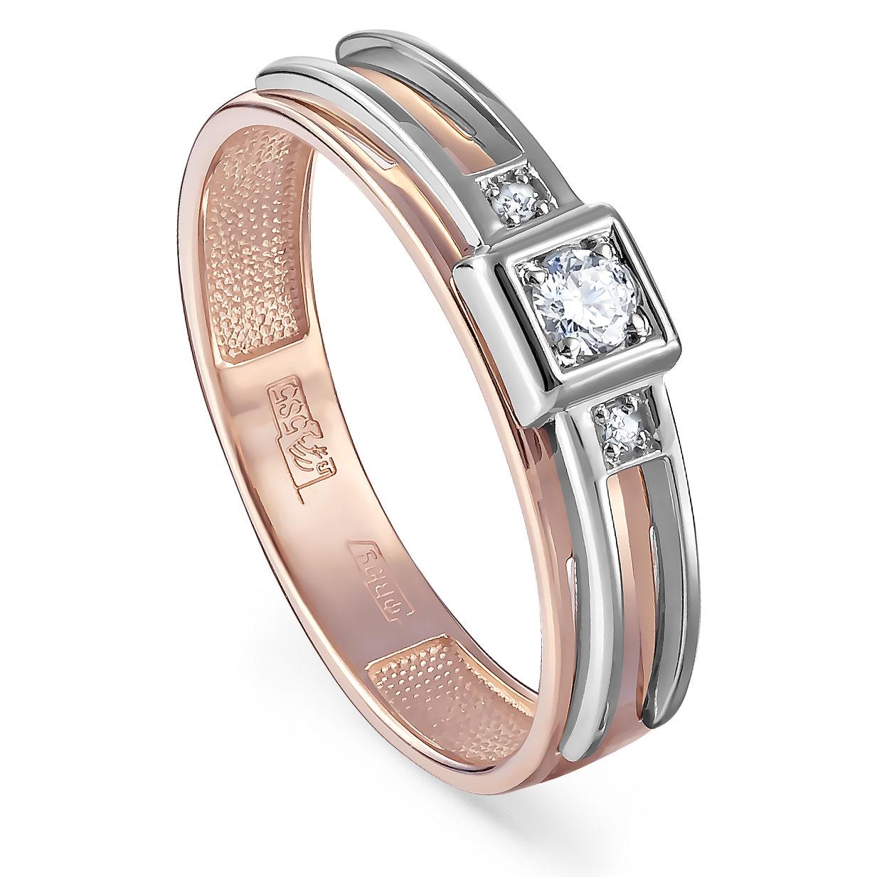 Золотое кольцо Бриллиант арт. 11-01253-1000 11-01253-1000