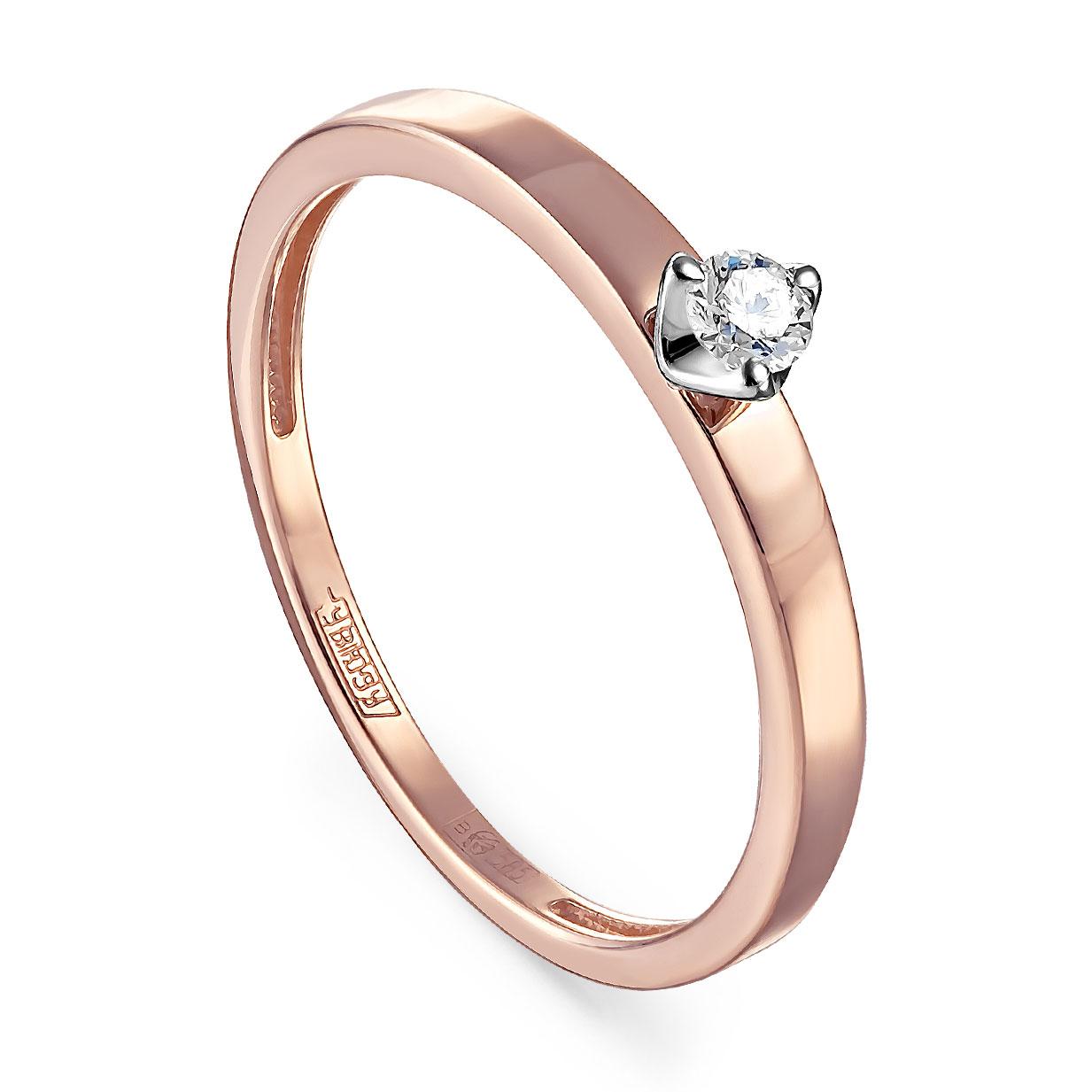 Золотое кольцо Бриллиант арт. 11-01208-1000 11-01208-1000
