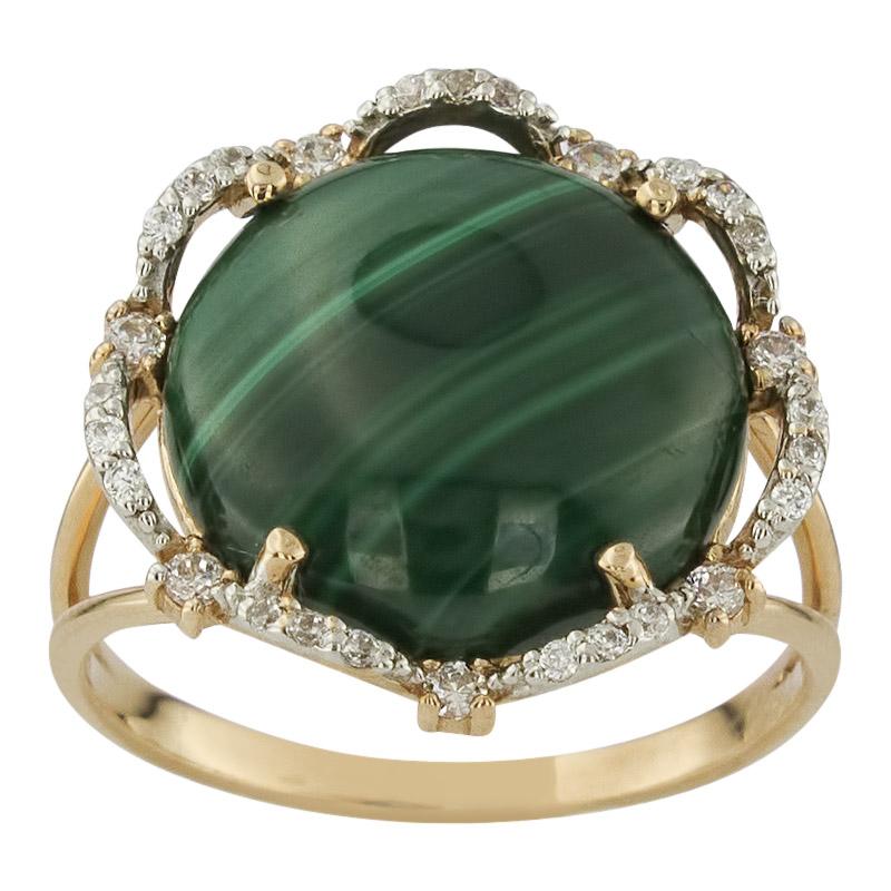 Золотое кольцо Прочие и Фианит арт. 011513 011513