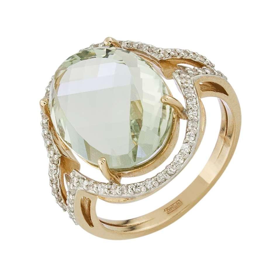 Золотое кольцо 010457