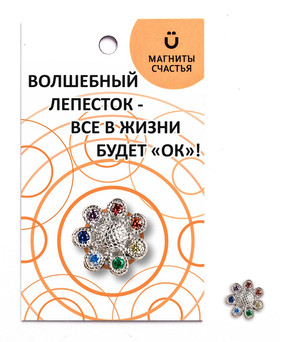 Серебряный сувенир с фианитом арт. 37-СУЛ923-77-430/6 37-СУЛ923-77-430/6