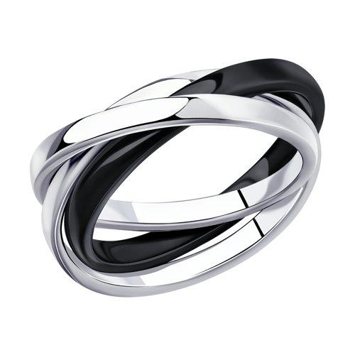 Серебряное кольцо Прочие арт. 94014579 94014579
