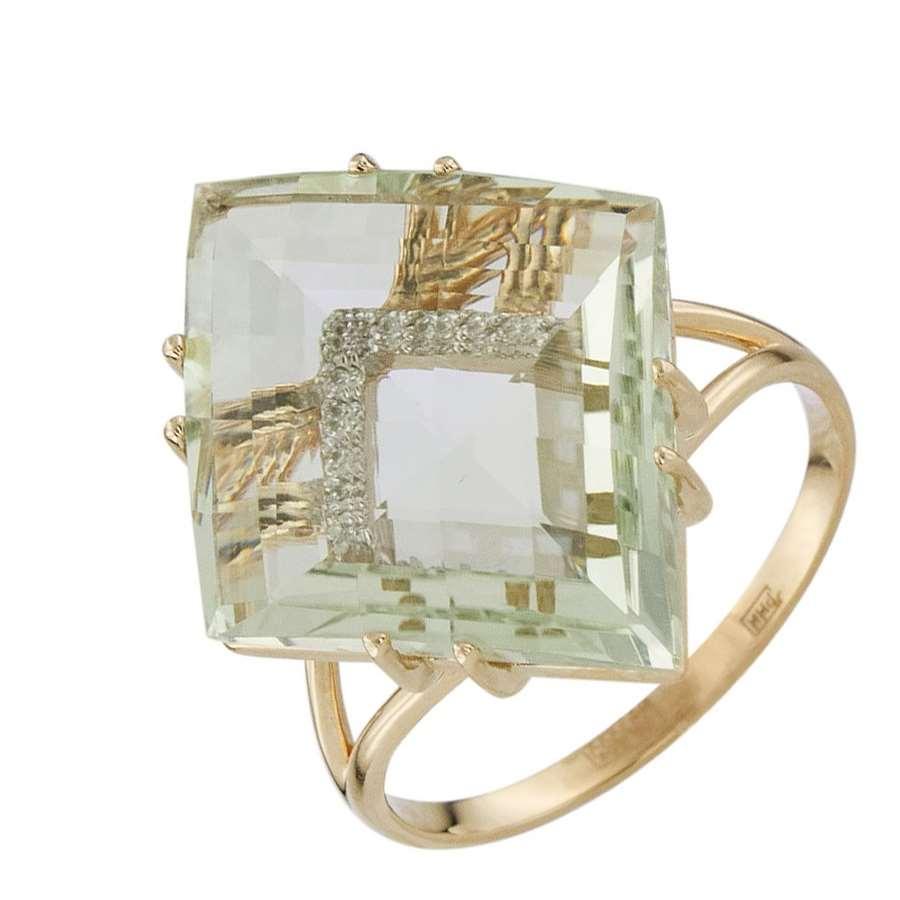 Золотое кольцо 011505квокц