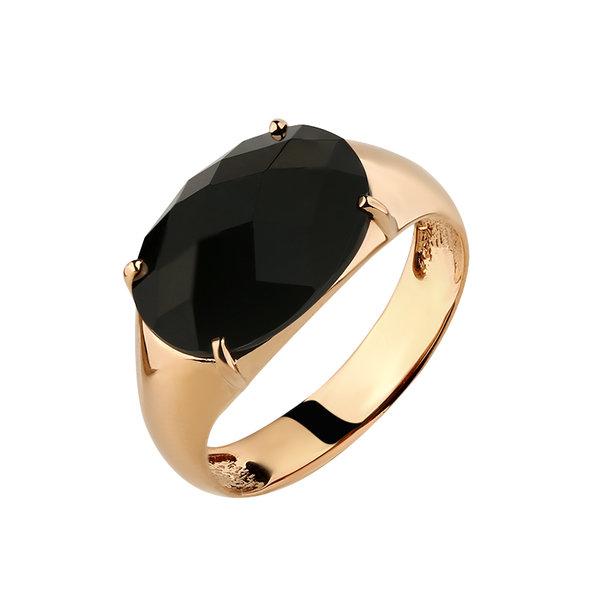 Золотое кольцо Оникс арт. 1710792 1710792