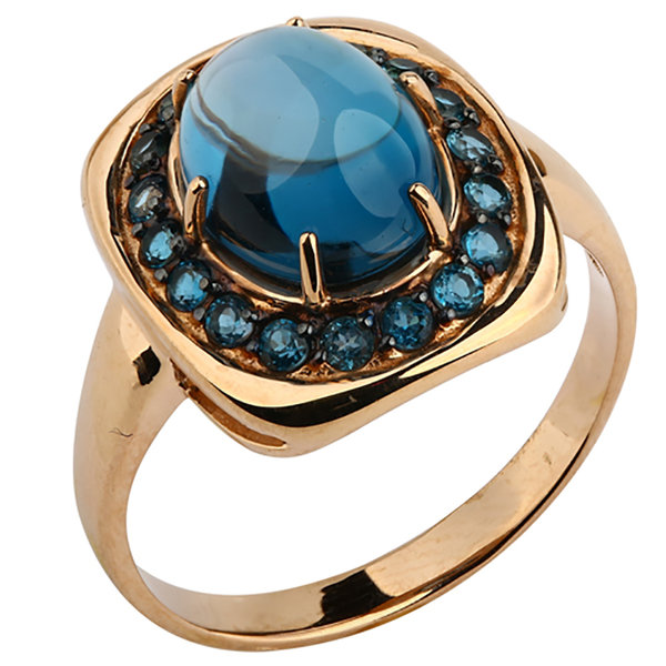 Золотое кольцо Прочие и Фианит арт. 1741906 1741906