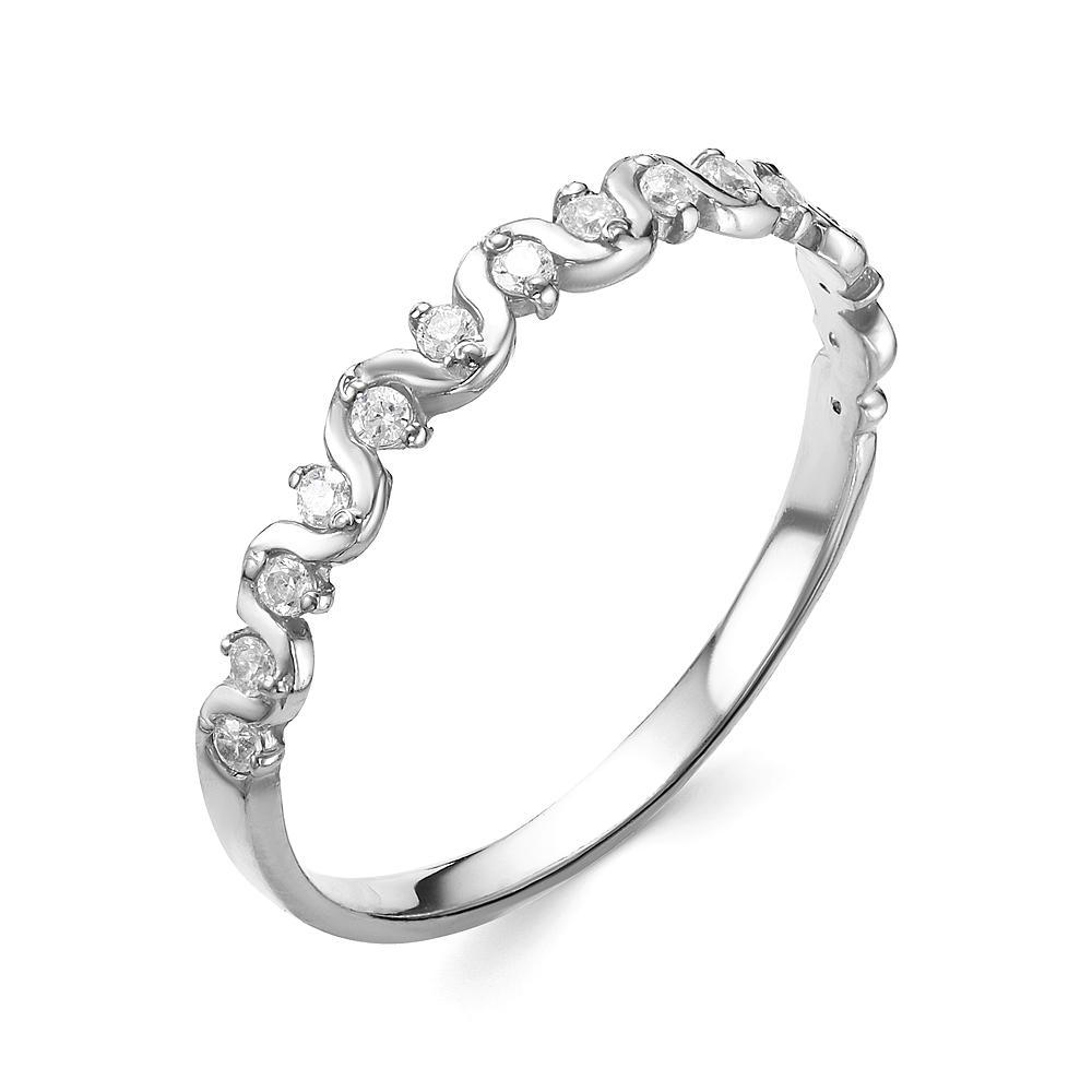 Серебряное кольцо Фианит арт. к3407р 15.5 к3407р 15.5