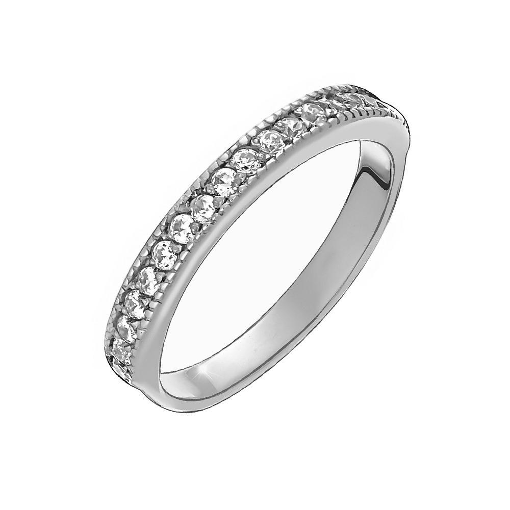 Серебряное кольцо Фианит арт. к3011р 17.0 к3011р 17.0