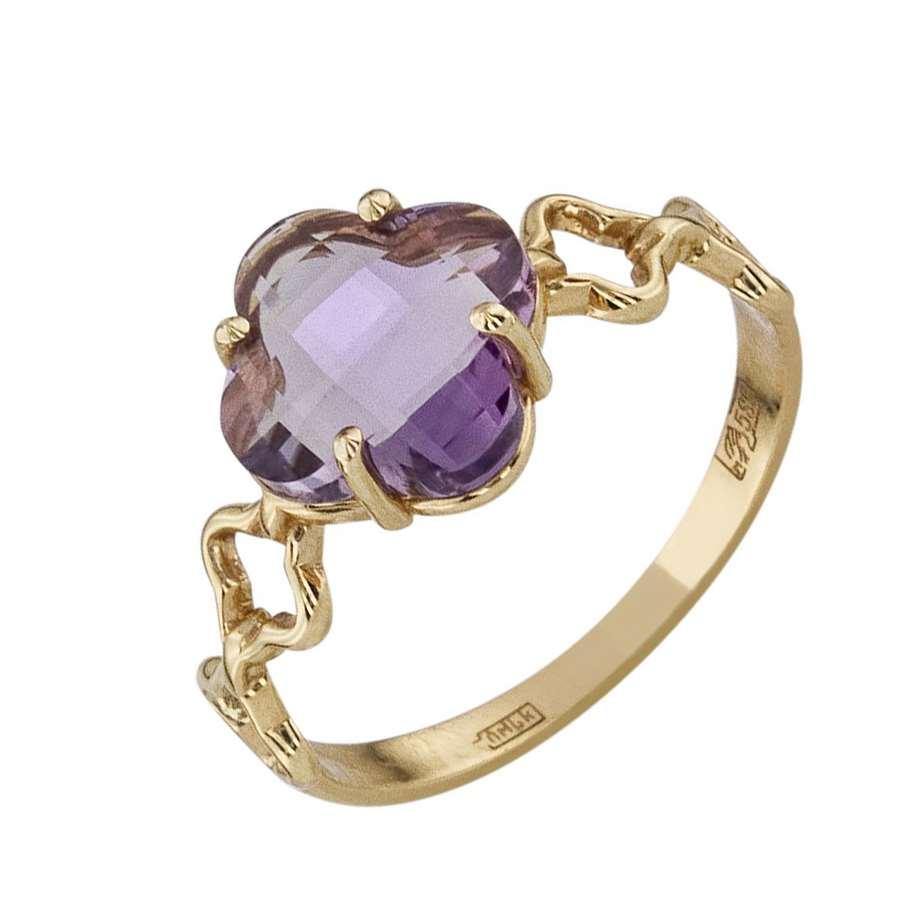 Золотое кольцо 010439а