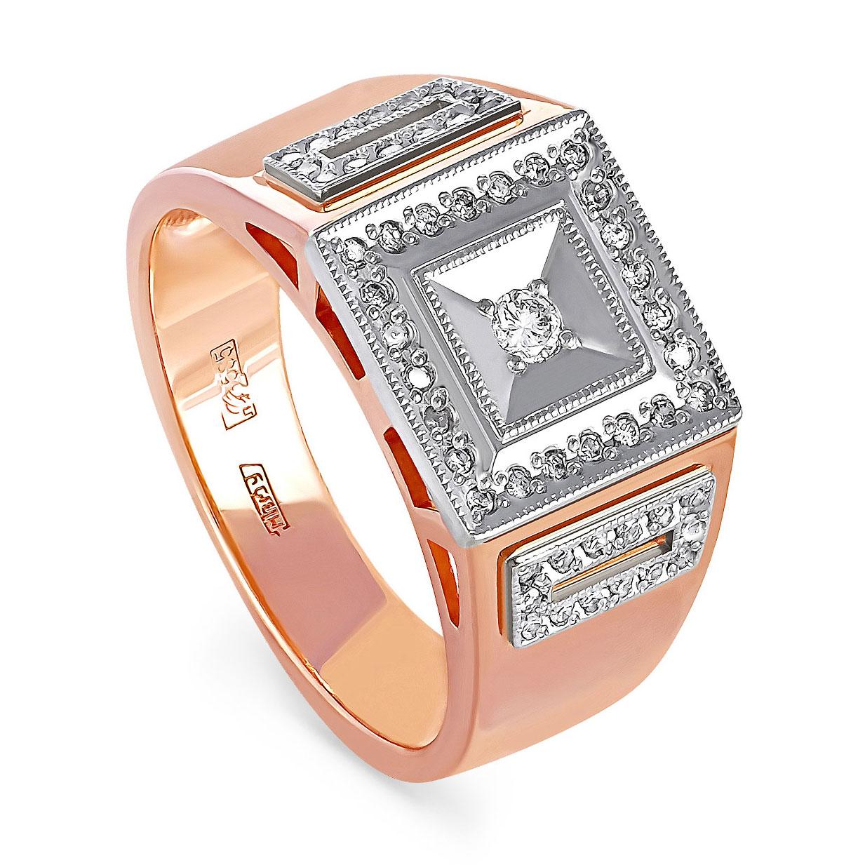 Золотое кольцо Бриллиант арт. 1-0079-1000 1-0079-1000