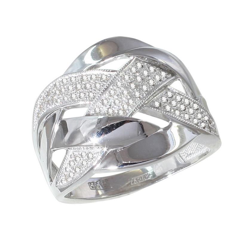 Золотое кольцо Бриллиант арт. 1-0173-1000 1-0173-1000