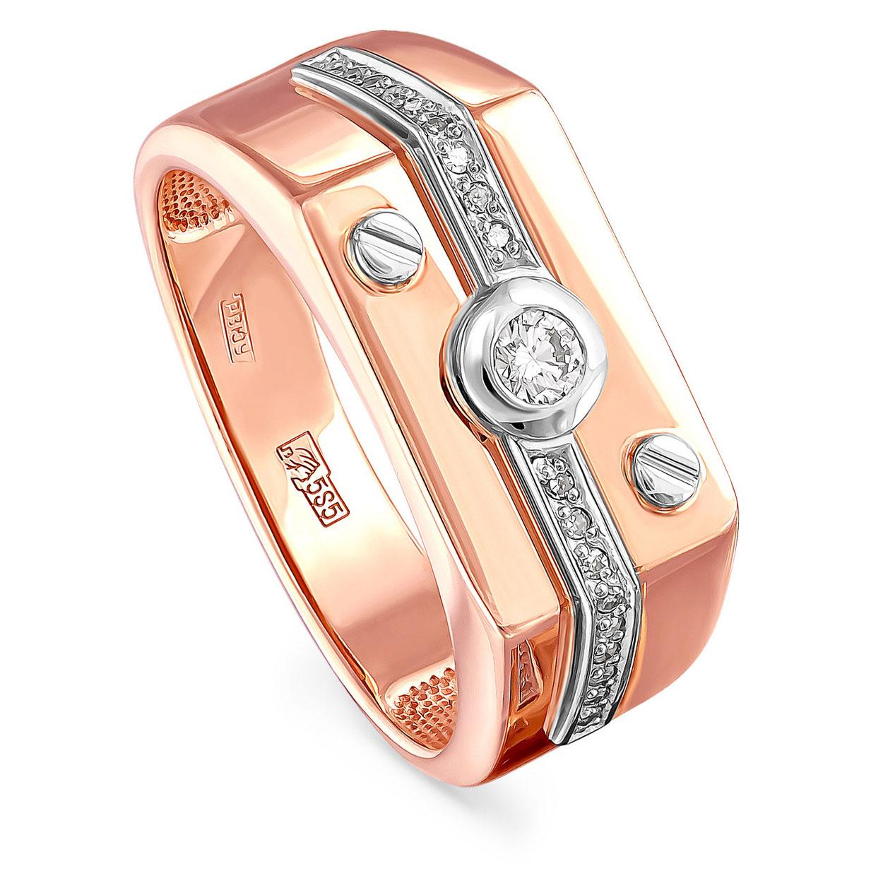 Золотое кольцо Бриллиант арт. 1-0289-1000 1-0289-1000
