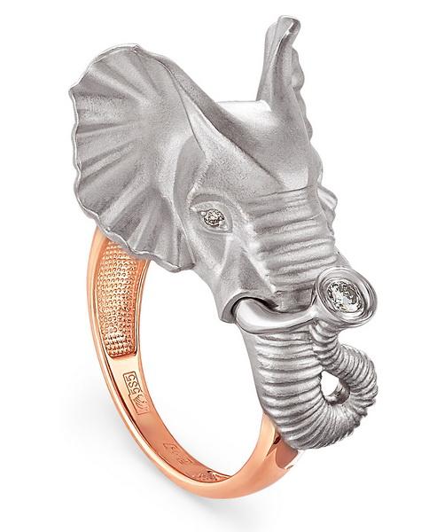 Золотое кольцо Бриллиант арт. 1-0297-1000 1-0297-1000
