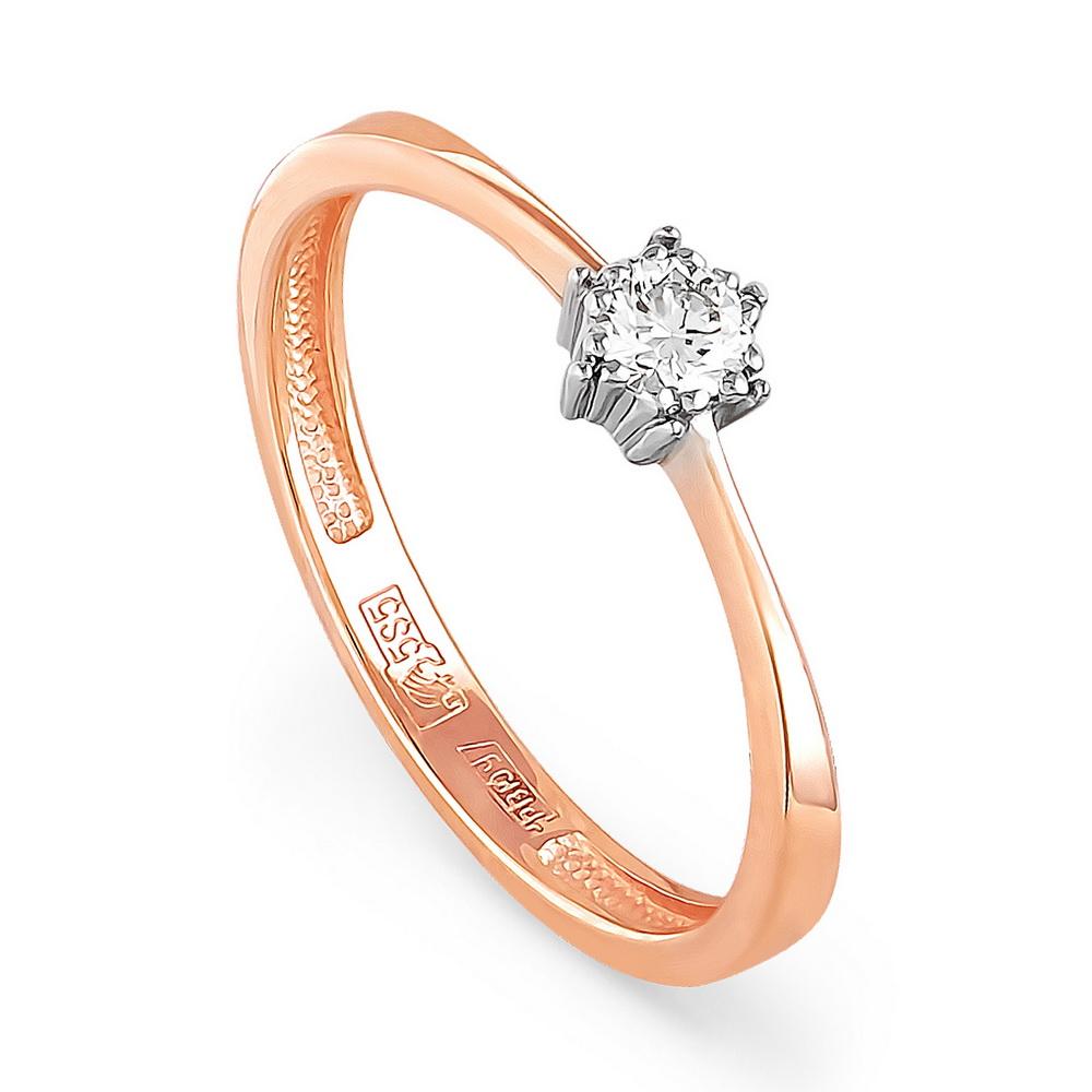 Золотое кольцо Бриллиант арт. 1-0306-1000 1-0306-1000