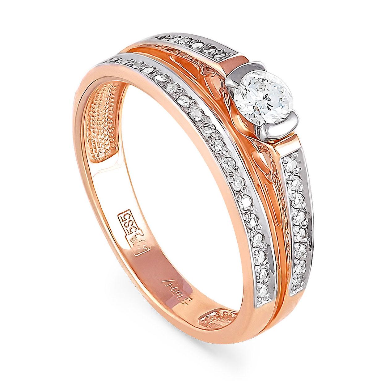 Золотое кольцо Бриллиант арт. 1-0325-1000 1-0325-1000