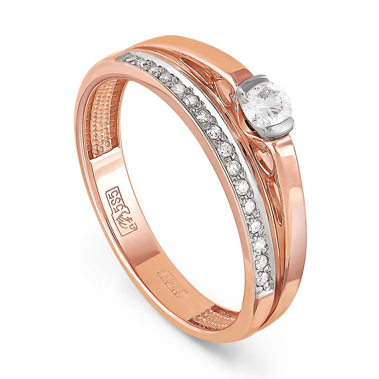 Золотое кольцо Бриллиант арт. 1-0326-1000 1-0326-1000