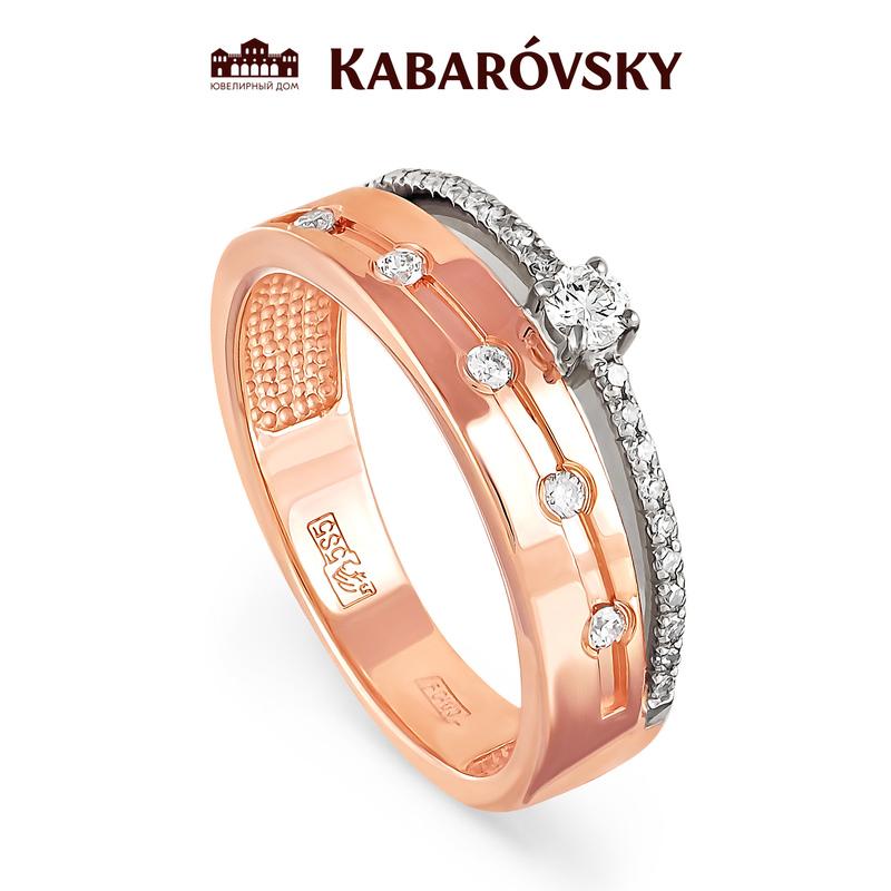 Золотое кольцо Бриллиант арт. 1-0332-1000 1-0332-1000