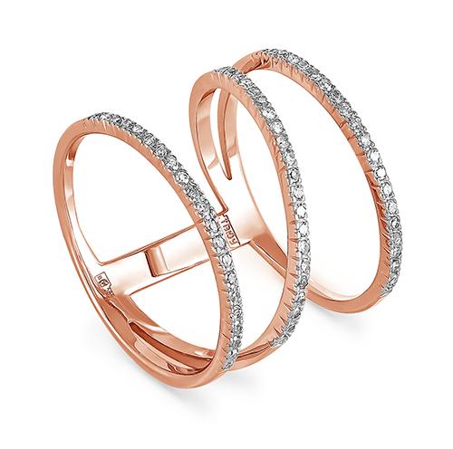 Золотое кольцо Бриллиант арт. 1-0410-1000 1-0410-1000