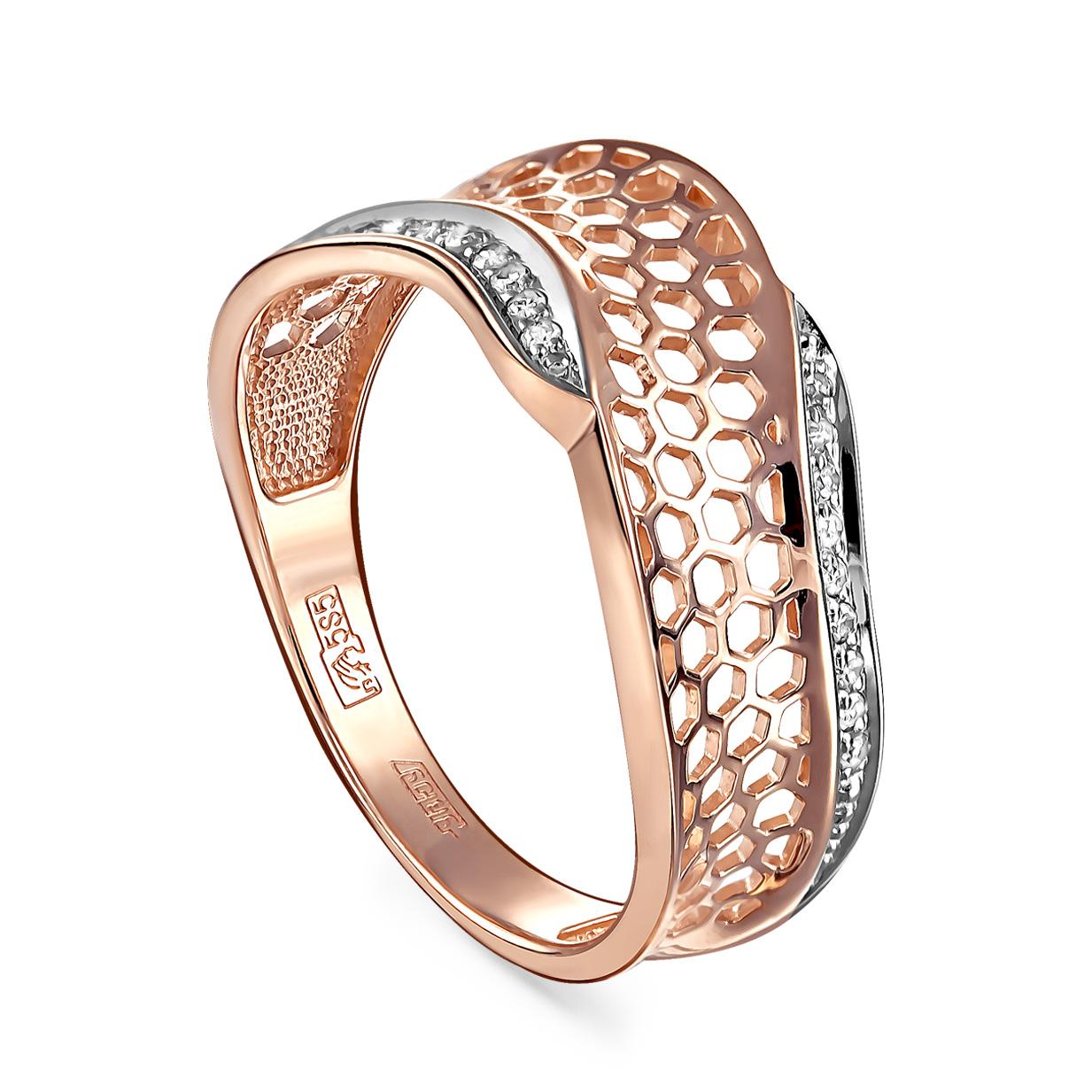 Золотое кольцо Бриллиант арт. 1-0491-1000 1-0491-1000