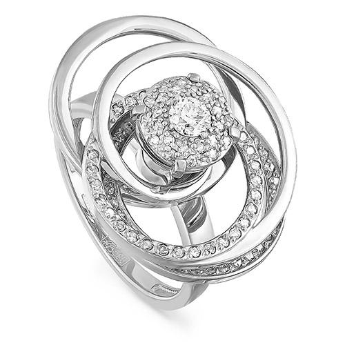 Кольцо из белого золота Бриллиант арт. 1-1291-1000 1-1291-1000