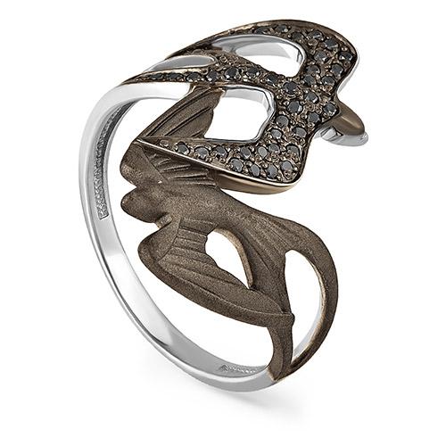 Кольцо из белого золота Бриллиант арт. 1-1440-2000 1-1440-2000