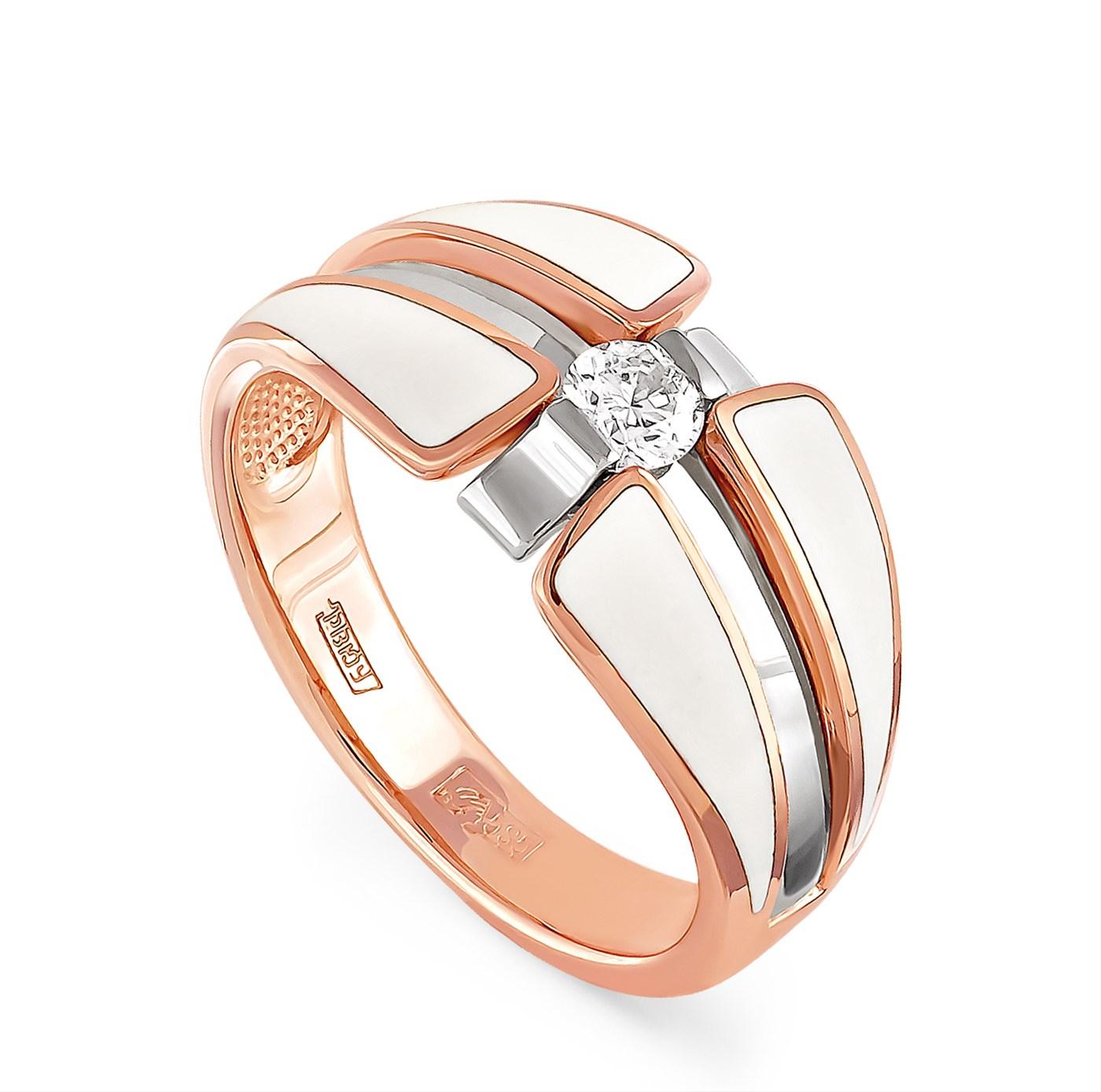 Золотое кольцо Бриллиант арт. 11-0249-1002 11-0249-1002