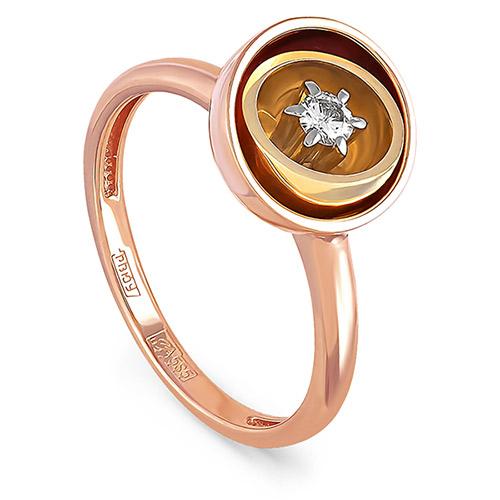 Золотое кольцо Бриллиант арт. 11-0699-1095 11-0699-1095